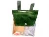 Gürteltasche Cord in grün